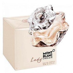 Lady Emblem Eau de Parfum Montblanc 75ml - Perfume Feminino