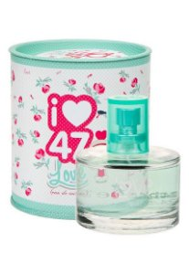 47 Street Love - Perfume Feminino - Eau de Toilette - 60ml