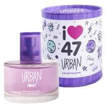 Urban 47 Street - Perfume Feminino - Eau de Toilette - 60ml