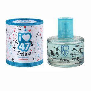 47 Street Feeling Eau de Toilette 60ML - Perfume  Feminino