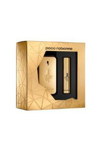Kit 1 Million Paco Rabanne Eau de Toilette 50ml + Miniatura 10ml