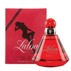 Laloa Sexy Eau de Toilette Via Paris 100ml - Perfume Feminino