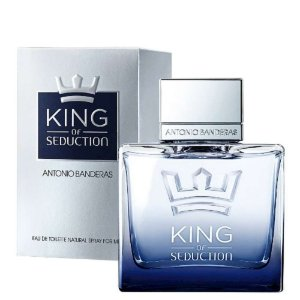 King of Seduction Antonio Banderas Eau de Toilette - Perfume Masculino
