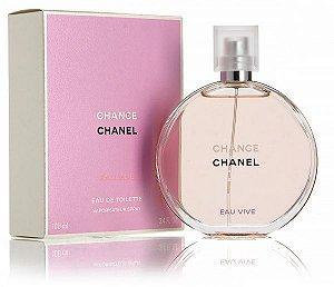Chanel Chance Eau Vive EDT - Perfume Feminino