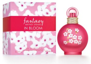 Fantasy In Bloom Eau de Parfum Britney Spears 100ml - Perfume Feminino