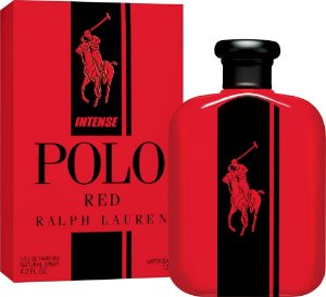 Polo Red Intense Eau de Parfum Ralph Lauren 125ML - Perfume Masculino