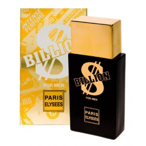 Billion Eau de Toilette Paris Elysees 100ml - Perfume Masculino