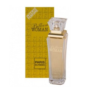 Billion Woman Eau de Toilette Paris Elysees 100ML - Perfume Feminino