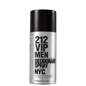 Desodorante 212 VIP Men Carolina Herrera 150ml - Masculino