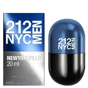 212 NYC Men New York Pills Eau de Toilette 20ML