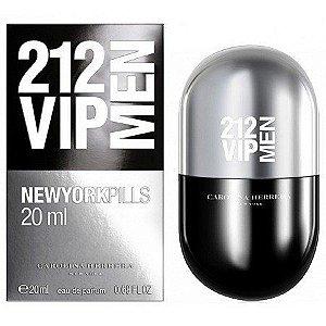 212 Vip Men New York Pills Eau de Toilette 20ML