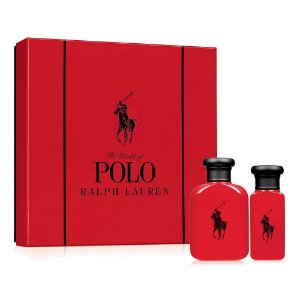 Conjunto Polo Red Ralph Lauren Masculino - Eau de Toilette 75ml + Eau de Toilette 30ml