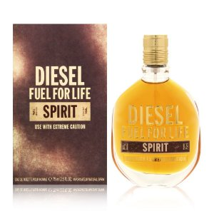 Diesel Fuel For Life Spirit 30ML - Perfume Masculino