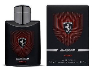 Scuderia Ferrari Forte Eau de Parfum 125ml - Perfume Masculino