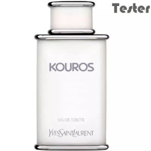 Tester Kouros Eau de Toilette Yves Saint Laurent 100ml - Perfume Masculino