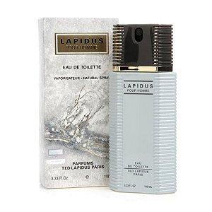 Lapidus Pour Homme Eau de Toilette - Ted Lapidus - Perfume Masculino