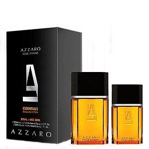 Kit Azzaro Conjunto Masculino Pour Homme - Eau de Toilette 200ml + Eau de Toilette 30ml