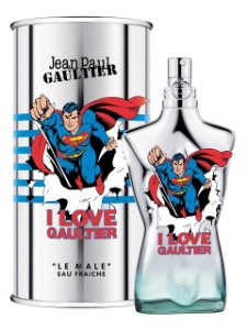 Le Male Superman Jean Paul Gaultier 75ML - Perfume Masculino - Eau de Fraîche