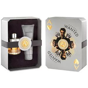 Kit Azzaro Wanted Eau de Toilette 50ml + Gel de Banho 100ml -  Masculino