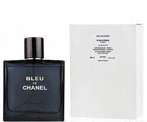 Tester Bleu Eau de Parfum Chanel 100 ML - Perfume Masculino