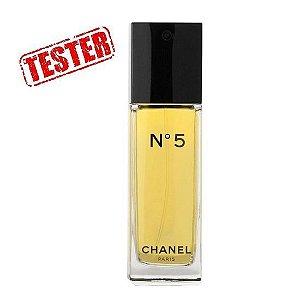 Tester Chanel N°5 Eau de Toilette 100ML - Perfume Feminino