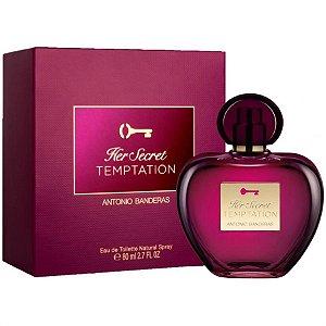 Her Secret Temptation Antonio Banderas Eau de Toilette - Perfume Feminino