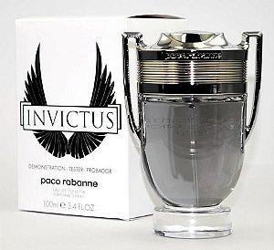 Tester Invictus Eau de Toilette Paco Rabanne 100ml - Perfume Masculino