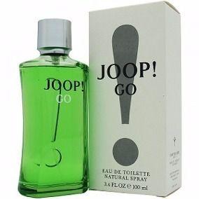 Tester Joop! Go Eau de Toilette 100 ML - Perfume Masculino