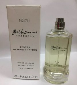 Tester Perfume Baldessarini For Men Eau De Cologne 75ml