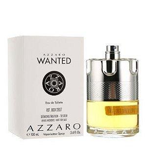 Tester Azzaro Wanted Eau de Toilette 100ML - Perfume Masculino