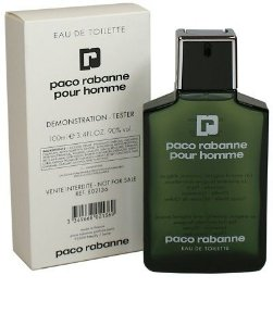 Tester Paco Rabanne Pour Homme EDT Paco Rabanne 100ml - Perfume Masculino