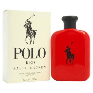 Tester Polo Red EDT 125ml Ralph Lauren - Perfume Masculino
