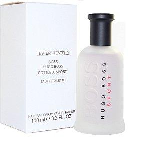 Tester Bottled Sport EDT Hugo Boss 100ML - Perfume Masculino