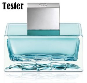 Tester Blue Seduction For Woman EDT  Antonio Banderas 100ML - Perfume Feminino