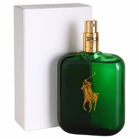 Tester Polo Green EDT Ralph Lauren 118ML - Perfume Masculino