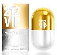 212 Vip New York Pills Eau de Parfum Carolina Herrera 20ML - Perfume Feminino