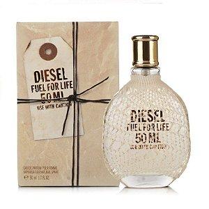 Diesel Fuel For Life Eau de Parfum Diesel 50ml - Perfume Feminino