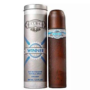 Cuba Winner Eau de Toilette Cuba 100ml - Perfume Masculino