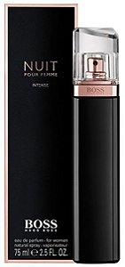 Boss Nuit Pour Femme Intense Eau de Parfum Hugo Boss - Perfume feminino
