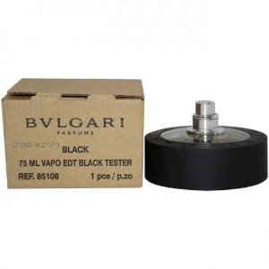 Tester Bvlgari Black EDT 75ML - Unissex