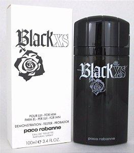 Tester Black Xs EDT Paco Rabanne 100ML - Perfume Masculino