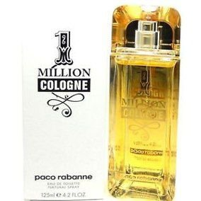 Tester 1 Million Cologne EDT Paco Rabanne 125ML - Perfume Masculino