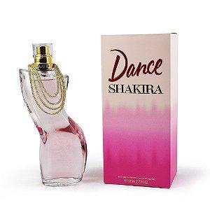 Dance Shakira Eau de Toilette Shakira 80ML - Perfume Feminino