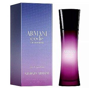 Armani Code Cashmere Eau de Parfum Giorgio Armani - Perfume Feminino