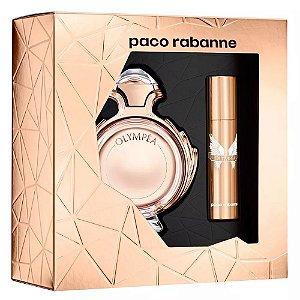 Kit Olympêa Paco Rabanne  Eau de Parfum 50ML + Miniatura 10ML