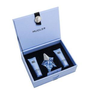 Kit Angel Eau de Parfum Thierry Mugler 25ML + Body Lotion 50ML + Shower Gel 50ML