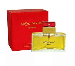 Mont' Anne Woman Eau de Parfum 100ml - Perfume Feminino