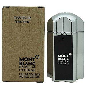 Tester Emblem Intense EDT Mont Blanc 100ML - Perfume Masculino