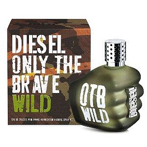 Diesel Only the Brave Wild Eau de Toilette Diesel - Perfume Masculino