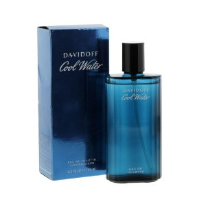 Cool Water Eau de Toilette Davidoff 125ml - Perfume Masculino